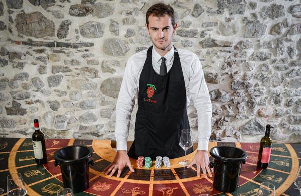 Casino des Saveurs - Jeux Oenologie - Vins